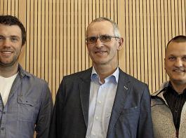 Referierten über ihre Erfahrungen als Aufsichtsräte (von links): Mathias Friedrich, Hansjörg Lang und Stephan Männle.