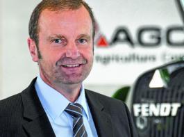 Andreas Löwel, Geschäftsführer AGCO Deutschland GmbH (Vertriebsleiter Deutschland Fendt), war