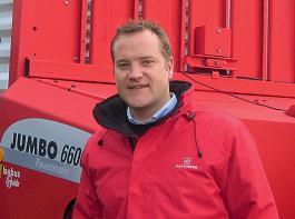 Alexander Bruns, Geschäftsführer bei Rebo,  setzt auf kompetente Ansprechpartner, ein umfangreiches Lager und einen kompromisslosen Service, um eine optimale Kundenzufriedenheit auch künftig gewährleisten zu können.