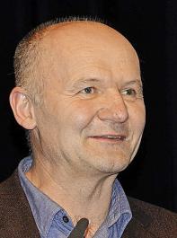 Fachreferent Manfred Stoll von der Hochschule Geisenheim