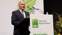 HBV-Präsident Karsten Schmal wurde mit gutem Ergebnis in Erfurt zum DBV-Vize und
