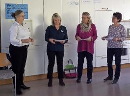 """Beim Seminar """"Leben in Balance"""" in  Ihringen ging es darum, sich richtig zu organisieren."""