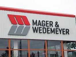 """Seit einigen Jahren erweitert das Oytener Unternehmen Mager & Wedemeyer (MuW) im Zuge einer stärkeren Diversifizierung systematisch den """"Nicht-Schlepper""""-Anteil."""