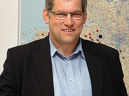 """Hans-Gerd Voß, Geschäftsführer bei Mager & Wedemeyer: """"Der rasche Strukturwandel in der Milchviehhaltung fordert auch von den Landtechnik-Fachbetrieben mehr Spezialisierung und Kompetenz bei Grünfuttertechnik."""""""