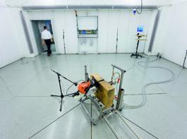 Die Themen Abgas, Vibrationen und Lärm standen in den letzten Jahren bei der Entwicklungsarbeit von Motorsägen im Vordergrund.