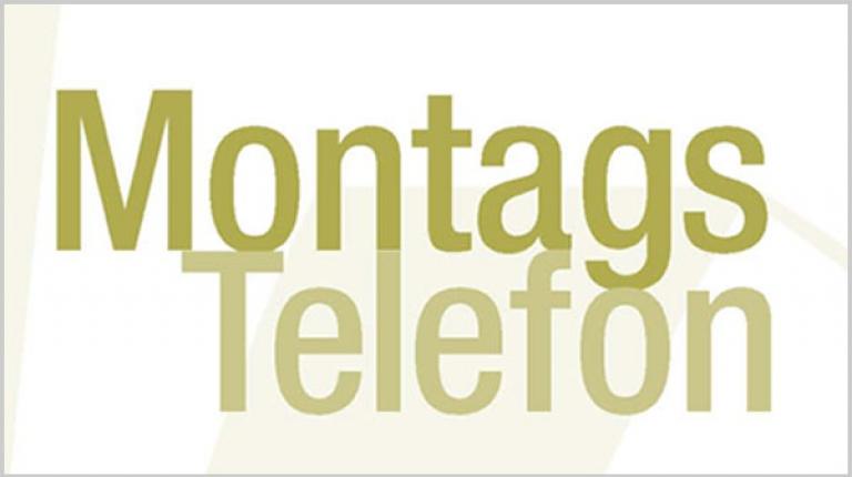 Verst�ndnisvolle Gespr�chspartner bieten das helfende Gespr�ch mit dem MontagsTelefon seit dem 1. April 2013 an.