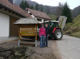 Österreicher im Schwarzwald