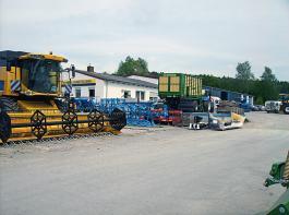 Mit den Hauptmarken New Holland, Krone und Lemken erreicht die LEFA 80 bis 90 Prozent ihres Umsatzes. Die Kunden kommen aus über 50 Kilometer Umkreis und schätzen den Service der LEFA.
