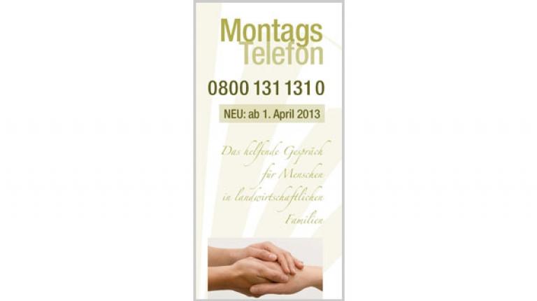 Den Flyer zum MontagsTelefon können Sie hier herunterladen.