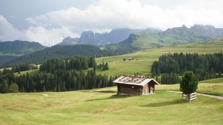 Berglandwirte erhalten und bewahren  landschaftliche Schmuckstücke