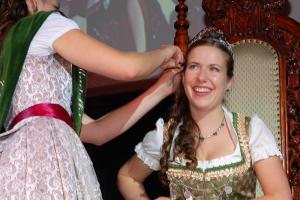 Johanna Daferner ist die 39. Bayerische Kartoffelkönigin