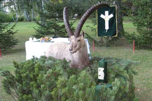 Ordenskonvent 2011 des silbernen bruch meldung news for Silberner hirsch