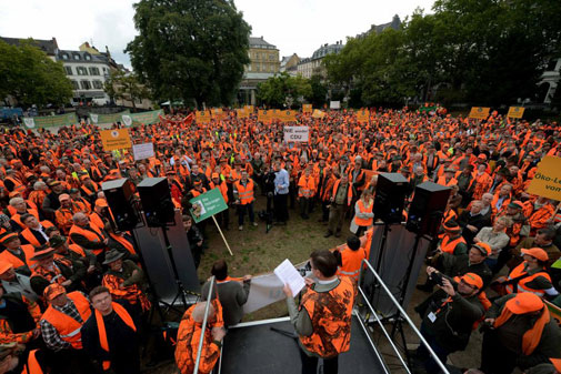 Demo Wiesbaden Heute