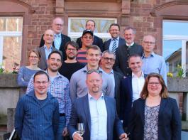 Zur Fachkraft im Weinbau qualifizierten sich 14 Teilnehmer.