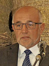 """BLHV-Präsident Werner Räpple blickte auf das für viele Bauern sehr schwierige Erntejahr 2018 zurück. Dennoch sei man in Südbaden insgesamt noch """"mit einem blauen Auge"""" davongekommen."""