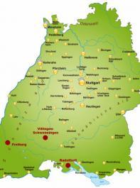An drei Standorten im Regierungsbezirk Freiburg können Azubis die Berufsschule für Landwirte besuchen.