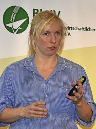 Paula Roser: Buchhaltung mache sie nicht gerne, sie sei ihr trotzdem wichtig.