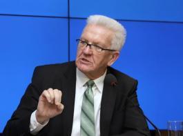 Ministerpräsident Kretschmann: