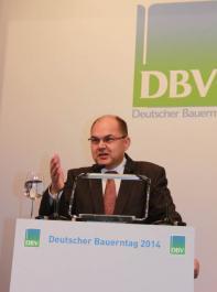 ... und Bundeslandwirtschaftsminister Christian Schmidt.