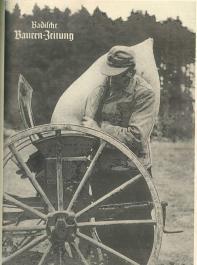 BBZ-Titelseite aus dem Februar 1962: Immer am Puls der Landwirtschaft.