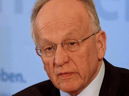 Hermann Onko Aeikens ist seit 2016 Staatssekretär im Bundeslandwirtschaftsministerium. Zuvor war der CDU- Politiker Landwirtschafts- und Umweltminister von Sachsen-Anhalt.