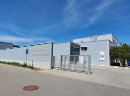 Mit der Fertigstellung der zusätzlichen Werkhallen ist das Technologiezentrum der Gewerbeschule Breisach nun komplett.