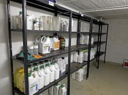 CDU, CSU, FDP und Grüne wollen die Menge chemischer Wirkstoffe reduzieren, die in der Landwirtschaft eingesetzt werden.