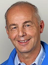 Thomas Zeeh organisiert die Winzer-Service Messe in Karlsruhe nun zum dritten Mal.