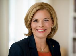 Bundeslandwirtschaftsministerin Julia Klöckner will in zwei Monaten den Einreisestopp neu erörtern.