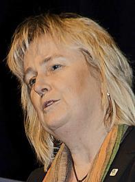 Professorin Claudia Kammann von der Hochschule Geisenheim