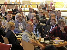 Beim dreizehnten Schwarzwälder Bauerntag standen die Folgen des Klimawandels – auch in Höhenlagen – im Mittelpunkt des Interesses.