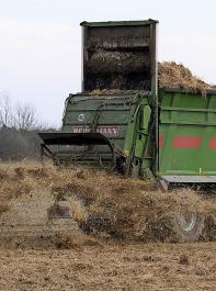 Das Bundesumweltministerium schlägt vor, die Vorgaben zu differenzieren, je nachdem, ob man organischen oder mineralischen Stickstoff ausbringt.