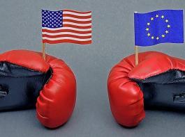 Boxhandschuhe fürs Erste ausgezogen: Die Einigung zwischen der EU und den USA im Handelsstreit hat in der Politik und bei  Branchenvertretern durchweg für Erleichterung gesorgt.