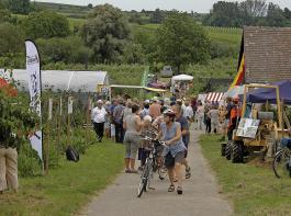 Am Sonntag, dem 23.Juli lädt der Lehr- und Versuchsgarten für Obstbau in Freiburg-Opfingen zu seiner 60-Jahr-Feier ein.