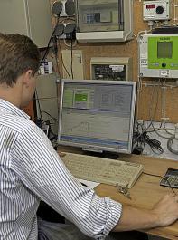 Oftmals spart eine Optimierung der bereits vorhandenen Technik schon Energie.