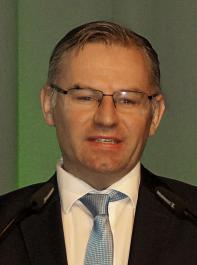 ... und Norbert Lins