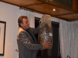 Markus Kienlin ist überzeugter Kompostierer von Pferdemist.