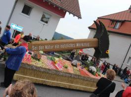 Das Werkzeug der Landjugend Dauchingen schaffte es auf den zweiten Platz.