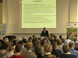 Neben dem Preis sind hohe Erträge entscheidend für die Wirtschaftlichkeit von Soja. Das Potenzial dafür ist durch stetig wachsendes Anbauwissen und neue Sorten gegeben – so der Tenor auf der Sojatagung in Würzburg.