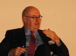 """Ziel sei es, die """"Standardfamilienbetriebe"""" in der gesamten EU zu erhalten, betonte EU-Agrarkommissar Phil Hogan"""