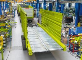 Bei den deutschen Traktoren-Herstellern stehen die Bänder still.