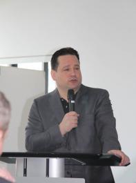 Der baden-württembergische Minister Alexander Bonde will das Land frei von Grüner Gentechnik halten.