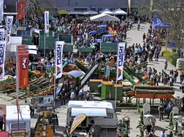 Die Forst live in Offenburg öffnet in diesem Jahr vom 7. bis 9. April  ihre Tore.