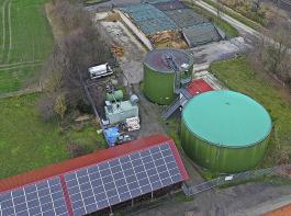 """Das Änderungsgesetz zum EEG bietet Biogaserzeugern nach Einschätzung ihrer Standesvertreter """"wieder eine echte Perspektive""""."""