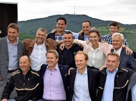 Innerhalb kurzer Zeit haben die Akteure aus den Reihen der Kaiserstühler Weinerzeuger das Konzept der  gemeinsamen Dachmarke auf den Weg gebracht.