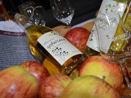Erfrischende Neuheit: Apfelsecco aus Nordrach