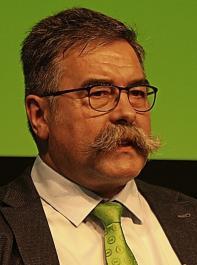 """""""Wir müssen mehr darauf hinweisen, dass Landtechnik verbindet und Spaß macht"""", sagte der LVMR-Vorsitzende Rolf Zobel."""