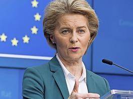 Kommissionspräsidentin  Ursula von der Leyen appellierte an die Mitgliedstaaten, im Sinne der gesamten Union einer Lösung nicht im Wege zu stehen.