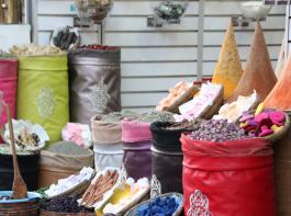 Der Duft edler Gewürze gehört zum Flair orientalischer Märkte