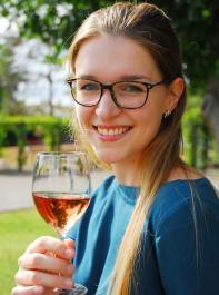 Kaiserstuhl+Tuniberg-Weinprinzessin Katrin Schmidt